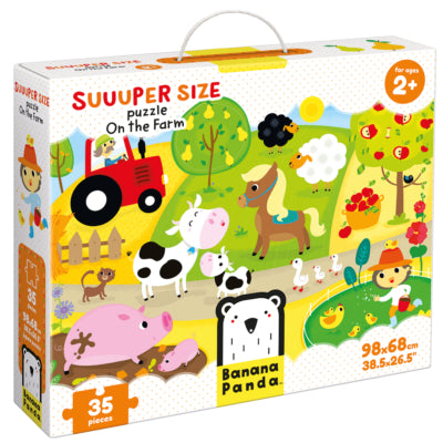 Super Size Puzzle - On The Far