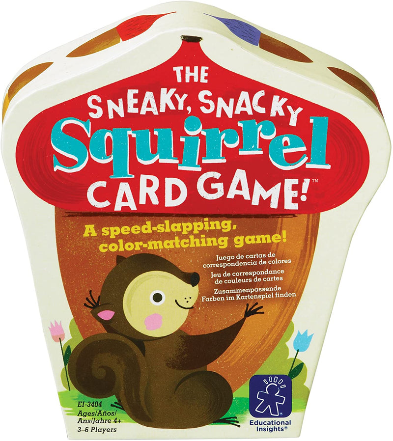 Sneaky Snacky Squirrel Card Game