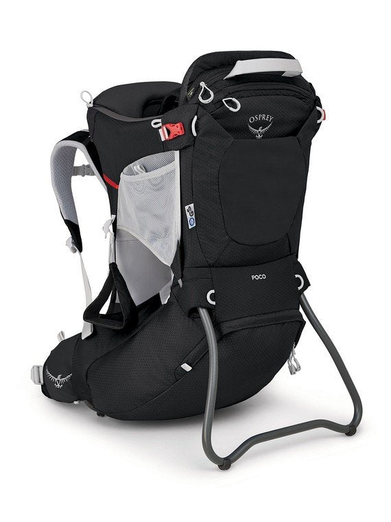 Osprey Child Carrier - Poco - Starry Black