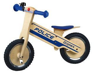 Runners Crafted Bikes - Police