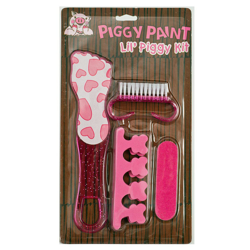 Piggy Paint Non-Toxic Nail Polish - Lil Piggy' Pedi Set
