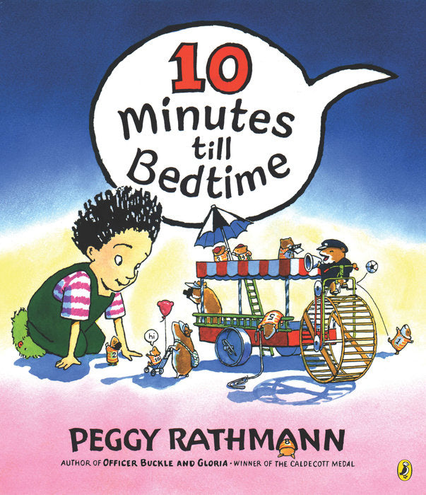 Book/10 Minutes to Bedtime