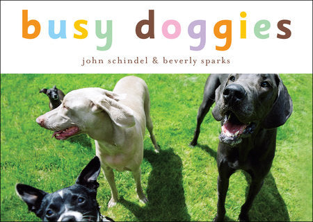 Book/Busy Doggies