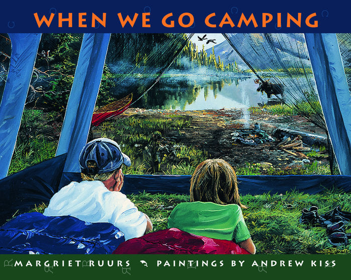 Book/When we go Camping