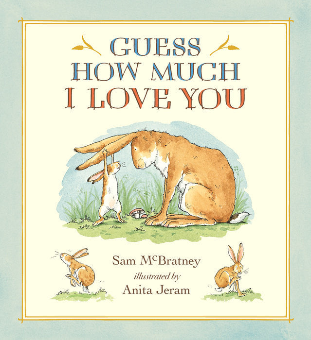 Book/Guess How Much I Love YOU
