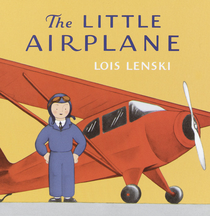 Book/The Little Airplane
