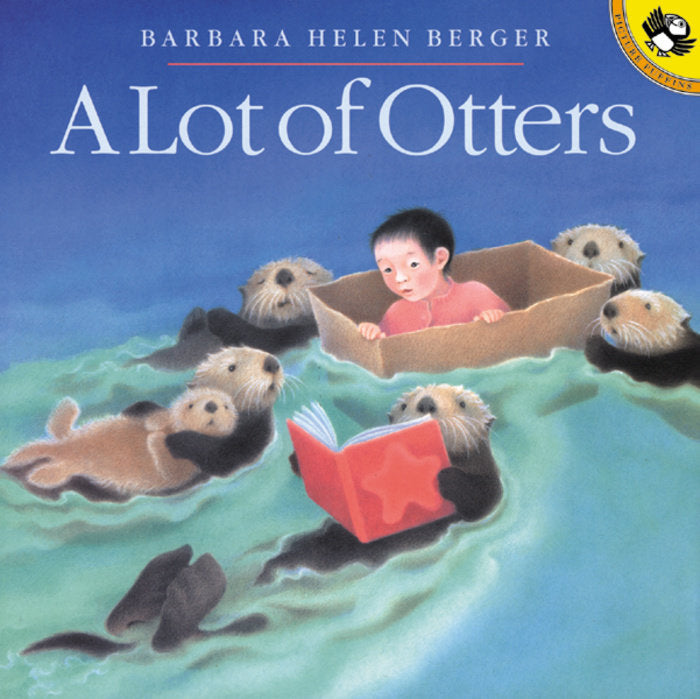 Book/A Lot of Otters