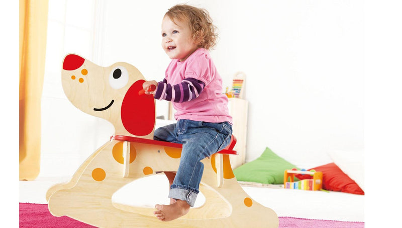 Hape Rocker Puppy Ride-on