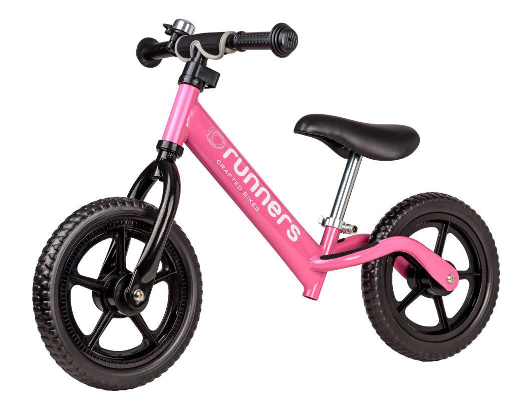Runners Crafted Bikes - Pushmee Series - Pink