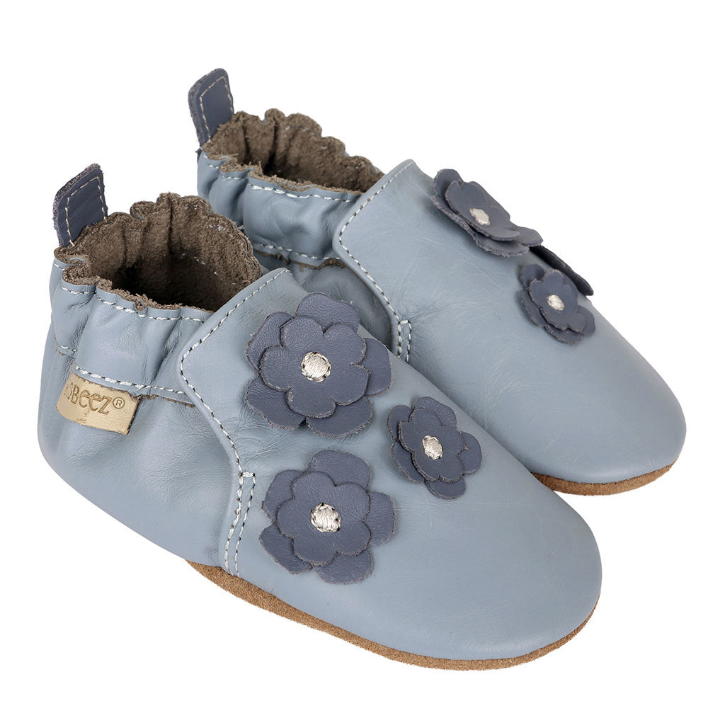 Robeez Baby Shoes - Indy Blossom
