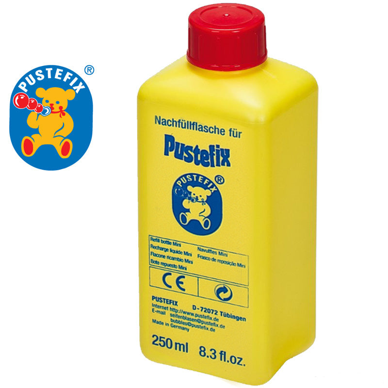 Pustefix Bubbles Refill Bottle