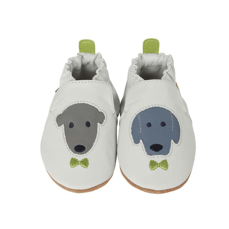 Robeez Baby Shoes - Dog Buddies