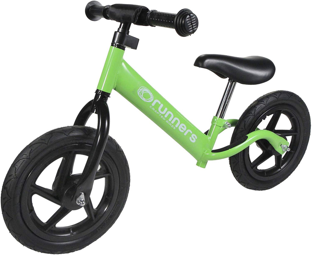 Runner Bike Speeder Green