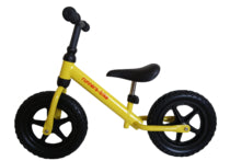 Runner Bike Speeder Yellow