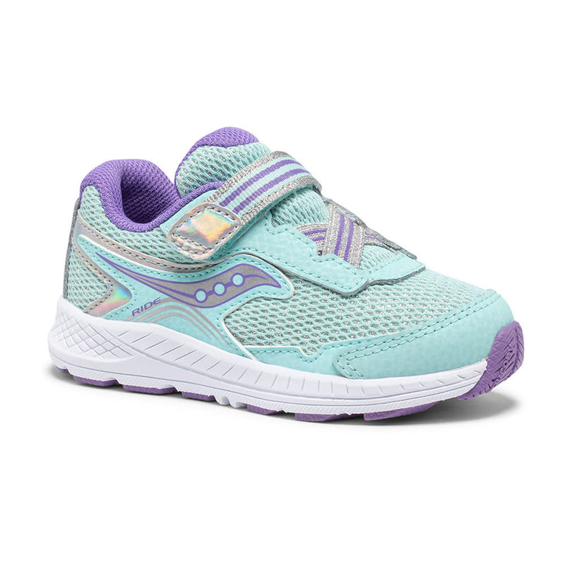Saucony Ride 10 Jr. - Turquoise