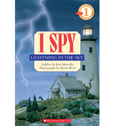 Book/I spy Lightening