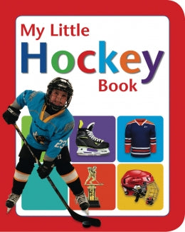 Book/My Little Hockey Book