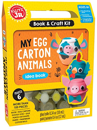 Book & Craft - Egg Cartons