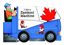 Book/i am a Zamboni machine