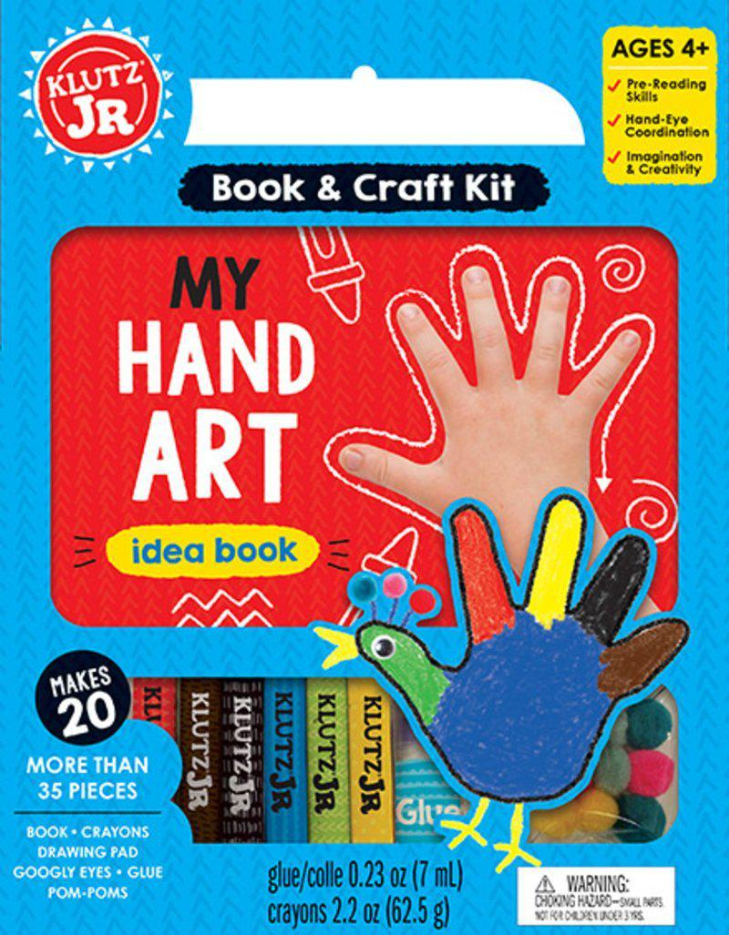 Book & Craft - Hand Art
