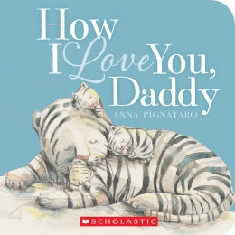 Book I love You Daddy