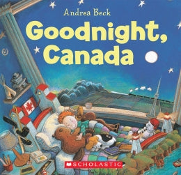 Book/Goodnight Canada Board