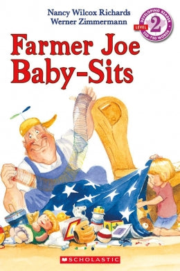 Book/farmer Joe Babysits