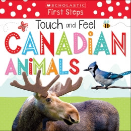 Book TouchFeel CDN Animals