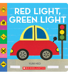 Book/Red Light green Light