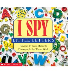 Book/I Spy Little Letters/BB