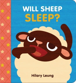 Book Will Sheep Sleep