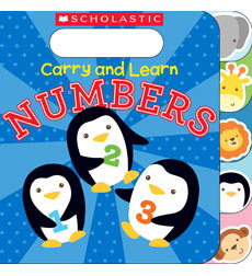 Book/Carry and Learn numbers
