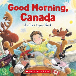 Book Good Morning Canada