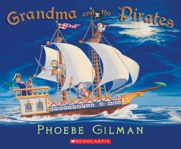 Book/Grandma And The Pirates