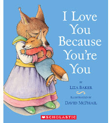 Book/I Love You Because You're