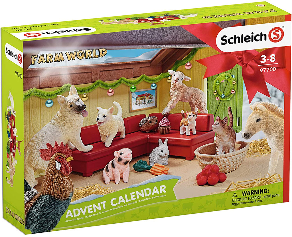 Schleich Advent Calendar Farm World