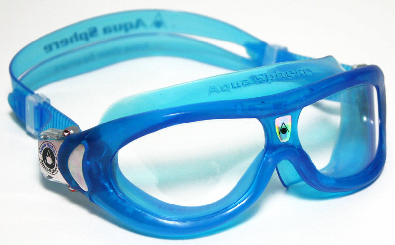 Goggles Seal/Kid/Blue