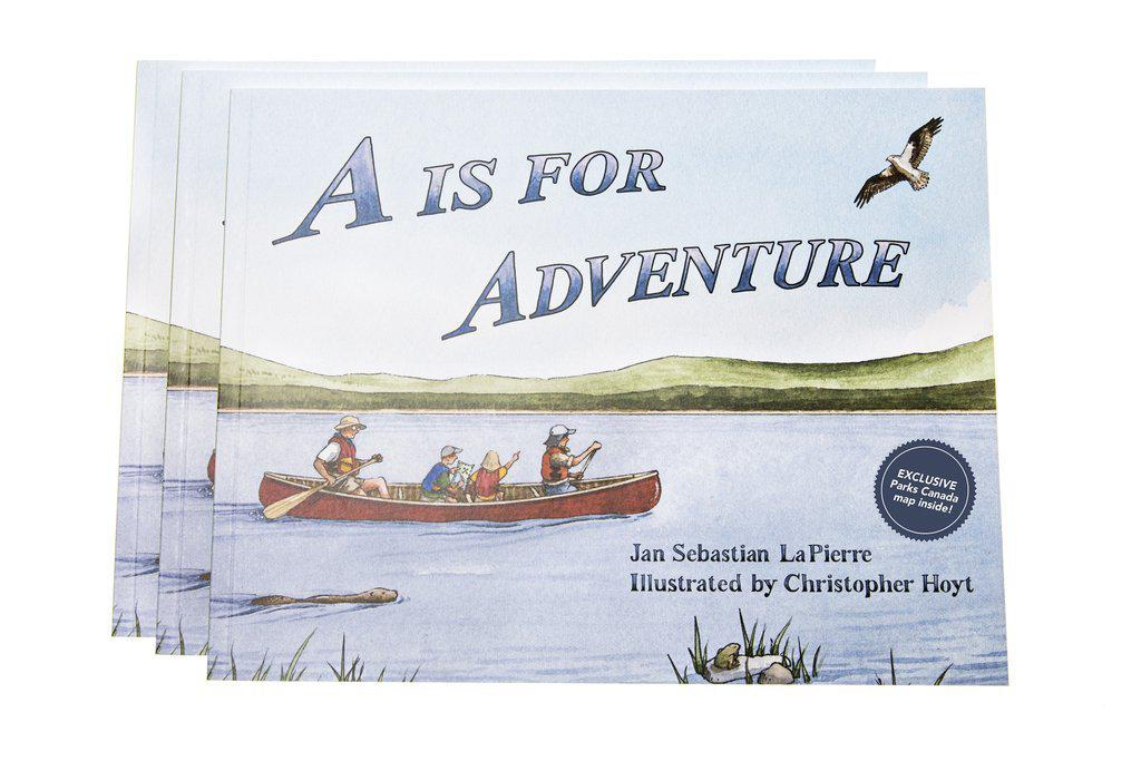 Book, A is for Adventure