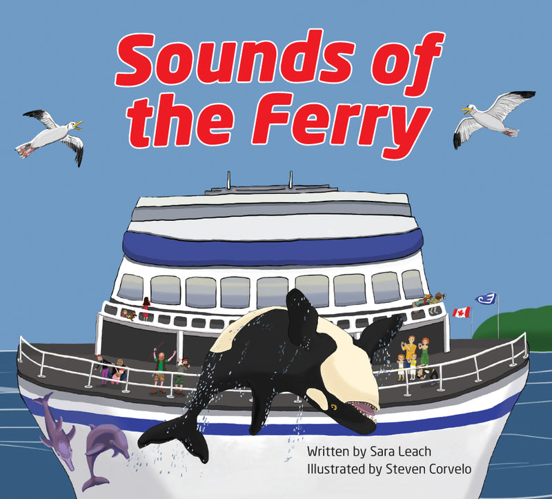 Book, Sounds of the Ferry