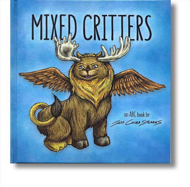 Book, Mixed Critters