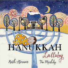 Book, Hannukkah Lullaby