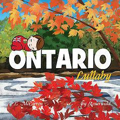 Book,Ontario Lullaby
