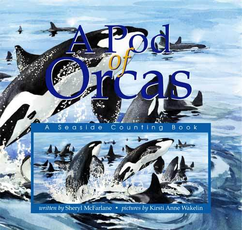 Book, Pod of Orcas