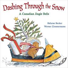 Book, Canadian Jingle Bells