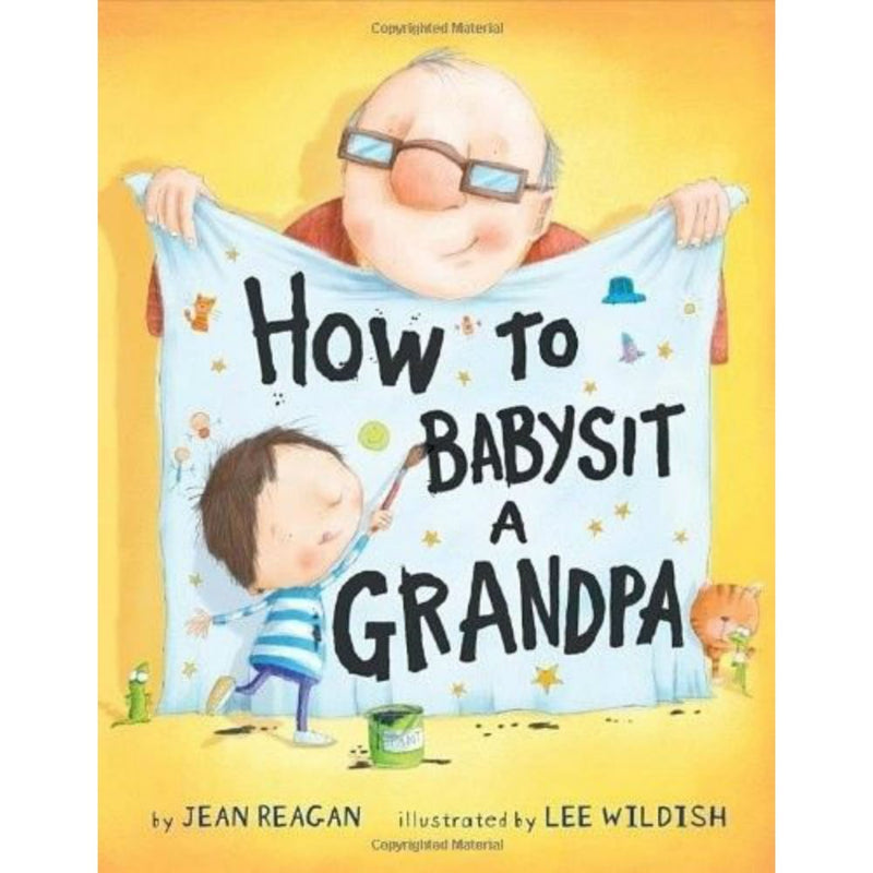 Book - How To Babysit Grandpa