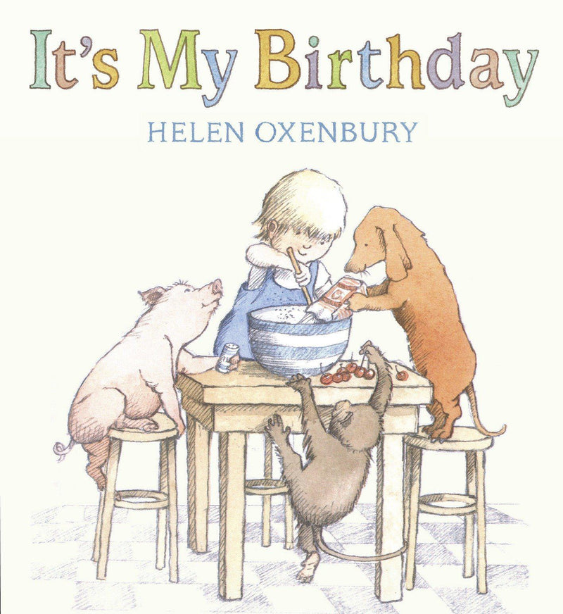 Book - It's My Birthday