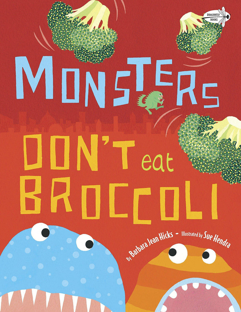 Book - Monsters Dnt Eat Brccli