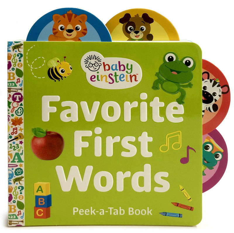 Book/Favorite First Words