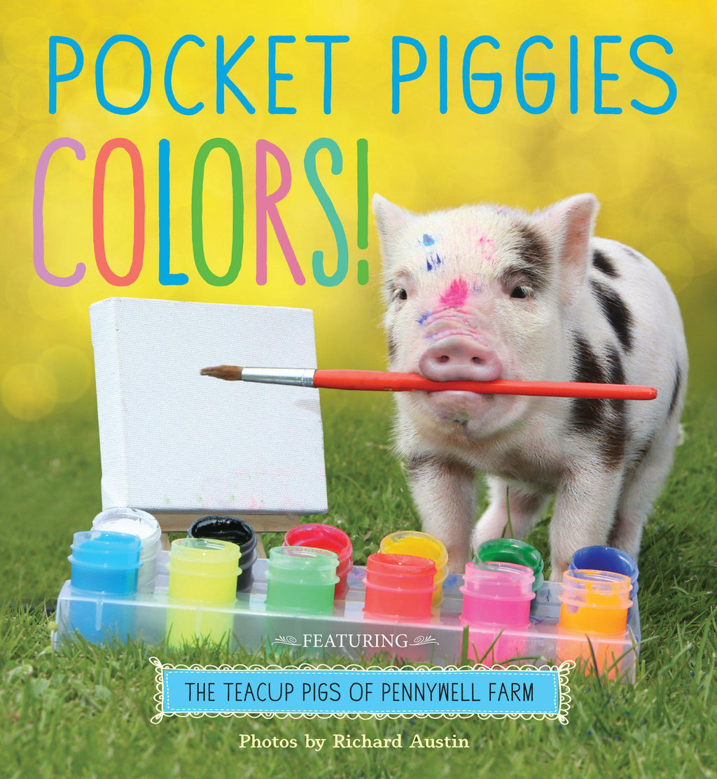 Book/Pocket Pigs Colors