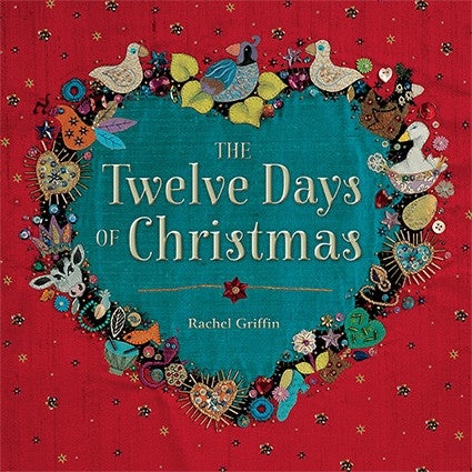 Book/12 Days of XMas